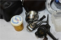 Fishing Reels, Line & Line Counter