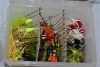 Fishing Lures, Bobbers & Hooks