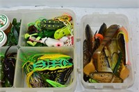 Fishing Frog Lures & Lures