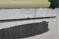 Fishing Rod with Sock & Case