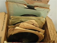 Large Grouping of Old Records