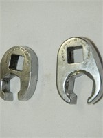 SNAP ON Crow Foot Wrenches