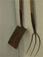 Shovel and Pitch Fork