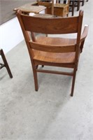 Arm office chair