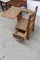 Child's school desk