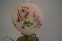 """22"""" Hand Painted Double Globe """"Gone with the"""