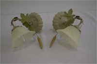 (2) Wall Sconces