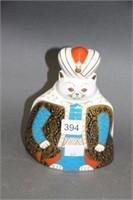 "Royal Crown Derby Persian cat - 6"""