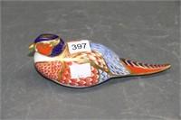 "Royal Crown Derby bird - 7"""