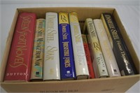 Box of Books - Mostly Danielle Steele