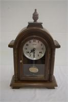 Wooden Mantle Clock