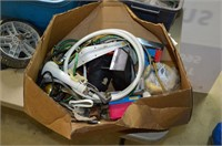 (2) Totes of Assorted Hardware