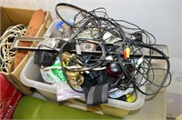 (3) Boxes of Assorted Hardware - Cables, Level,