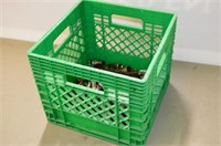Crate of Assorted Sockets, Vise Grips