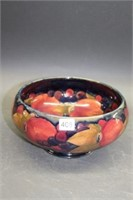 "Moorcroft bowl - 10"""