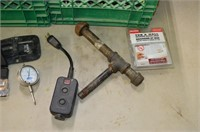 (2) Crates of Assorted Tools and Hardware
