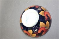 "Moorcroft bowl - 6"""