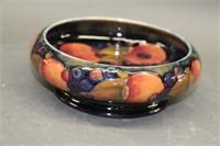 "Moorcroft bowl - 7.5"""