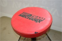 Team Mechanics Shop Stool