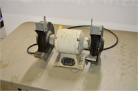 Bench Grinder with Wire Wheels