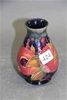 "Moorcroft vase - 4.75"""