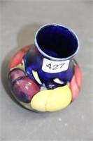 "Moorcroft vase - 4"""