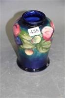 "Moorcroft vase - 5.5"""
