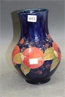 "Moorcroft vase - 9"""