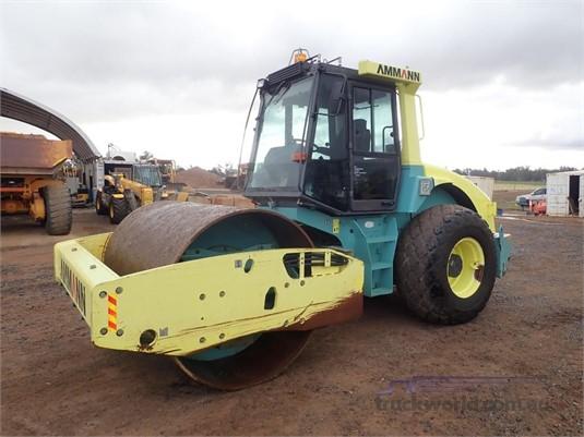 2012 Ammann ASC130D - Heavy Machinery for Sale