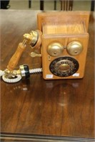 Reproduction wall telephone