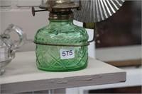 """Oil lamp - 13"""""""