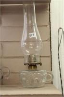 """Finger oil lamp - 14"""""""