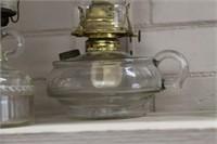 """Finger oil lamp - 13"""""""