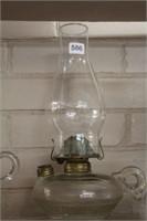 """Finger oil lamp - 12"""""""