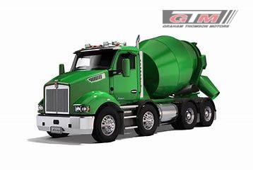 Kenworth T360A 10x4