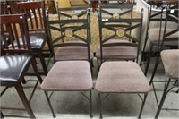 4 diner chairs