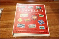 Stamp book & stamps