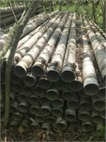 "104 5""x20' irrigation pipe"