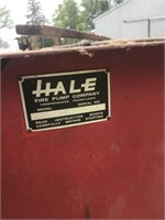 Hale 60FR-C318 irrigation pump & Chrysler V8 motor