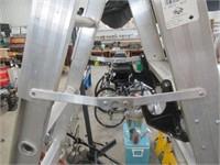 Eagle Pro 7ft. step/extension ladder