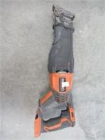 Rigid 18 volt tool set