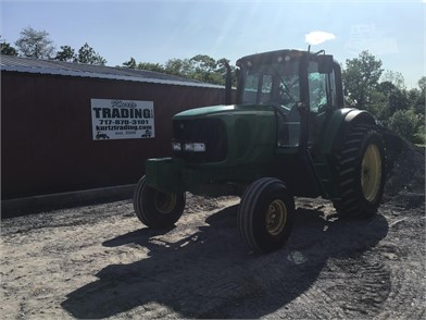 2004 John Deere 7420 Farm Tractor Other Auction Results - 1 ... John Deere Sel Wiring Diagram on