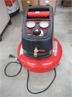 Husky 4 gal., 125 PSI air compressor