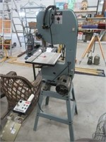 """Delta 10"""" bandsaw & stand"""