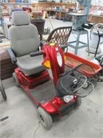Legend 4 wheel scooter - as is