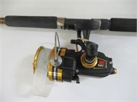 Shakespeare Ugly Stick fishing rod with Penn 7500