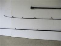 Daiwa Pensor rod, Shimano rod & partial Sabiki