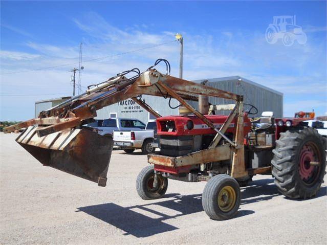 1968 MASSEY-FERGUSON 1100 For Sale In Anson, Texas