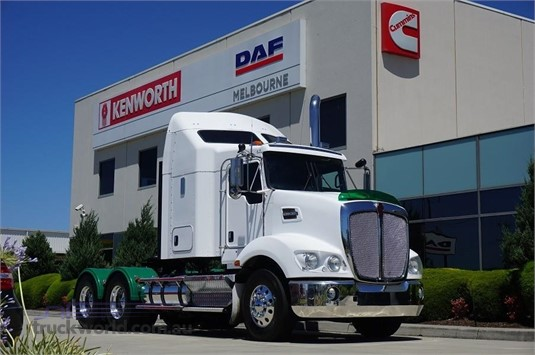 2011 Kenworth T409 Trucks for Sale