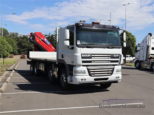 2018 DAF CF85 Suttons Trucks - Trucks for Sale